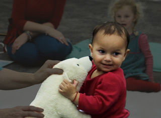 Babigloo - Music for Babies Workshops