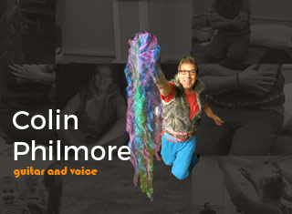 Colin Phillimore : Babigloo guitar and voice