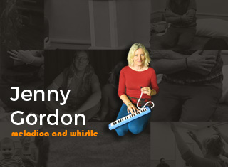 Jenny Gordon : Babigloo whistle and melodica